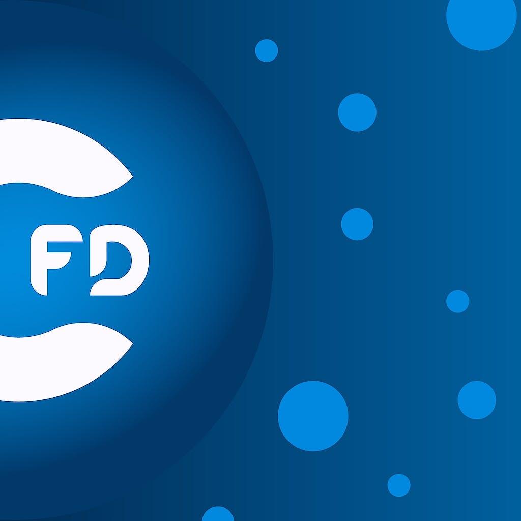 Contemporary fd icon